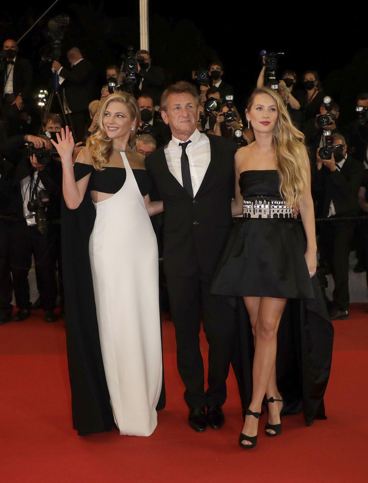 France Cannes 2021 Flag Day Red Carpet