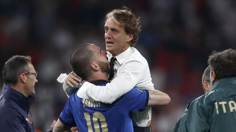 APTOPIX Britain England Italy Soccer Mancini