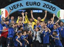 Britain England Italy Euro 2020 Soccer Taliansko