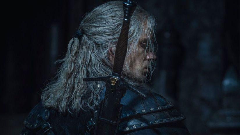 zaklínač, henry cavill, the witcher,
