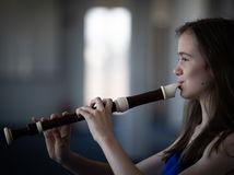 flautistka Ajna Marosz