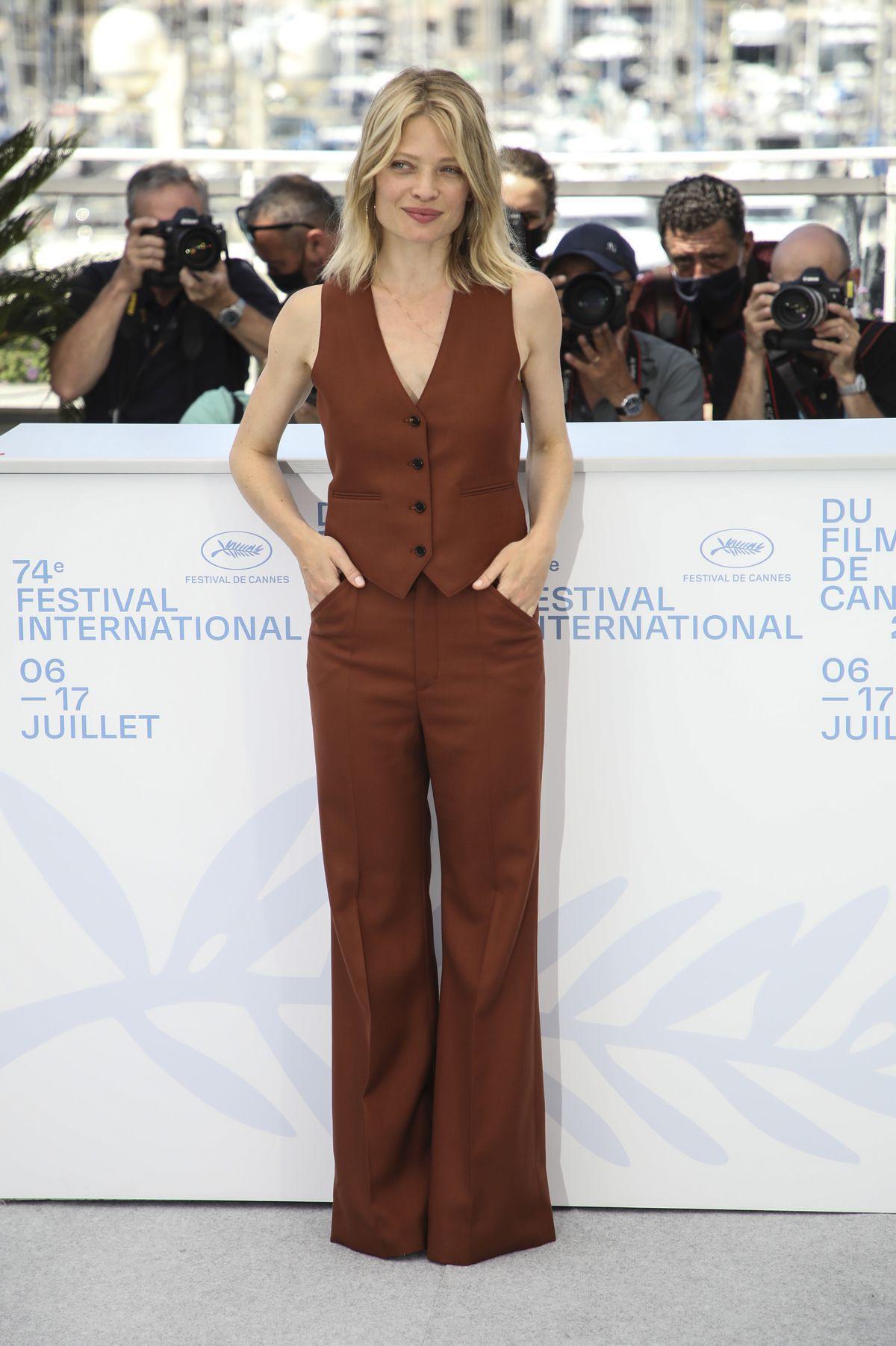 France Cannes 2021 Bong Joon Ho Photo Call