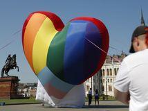 maďarsko LGBT dúhová
