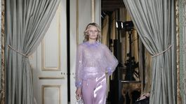 Paris Fashion Armani Privé
