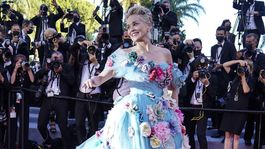 APTOPIX France Cannes 2021 The Story of My Wife Red Carpet