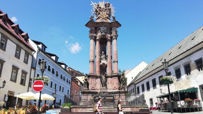 Námestie Svätej Trojice, Banská Štiavnica