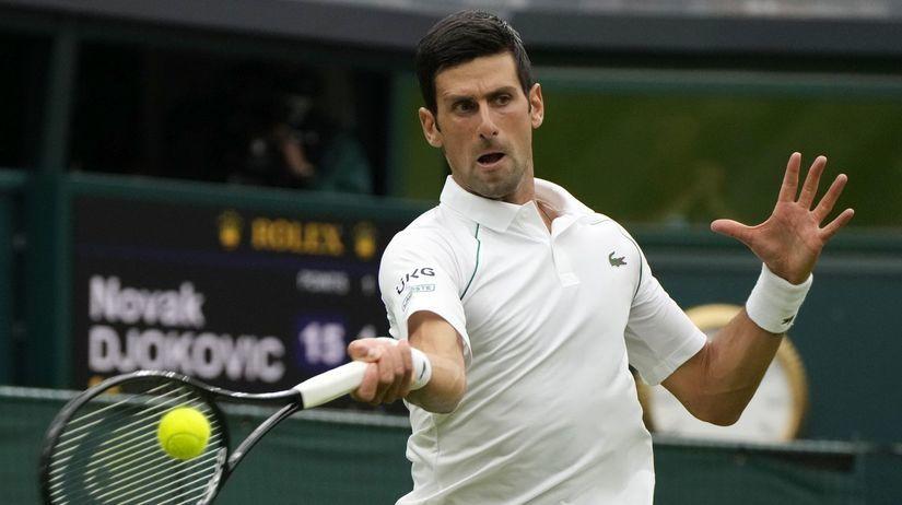 Británia šport Wimbledon Tenis muži 1. kolo...