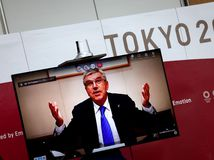 Japan Olympics Tokyo bach