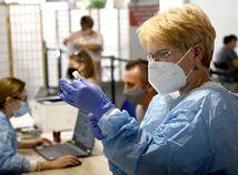 SR Prešov OC koronavírus očkovanie Janssen POX