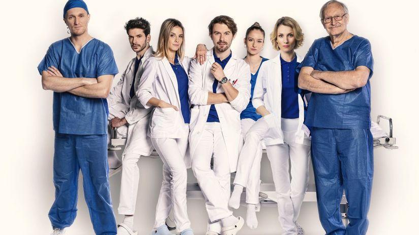 seriál nemocnica, nemocnica,
