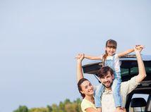 dovolenka, cestovanie, rodina, výlet