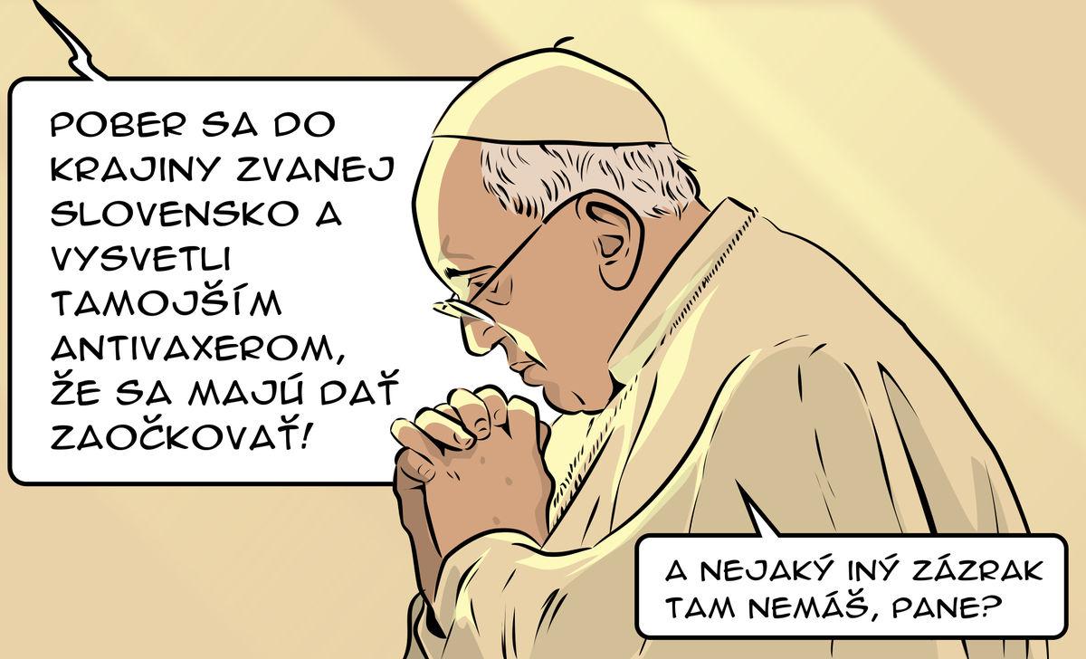 Karikatúra 21.07.2021