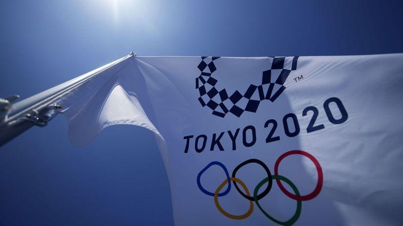 Japonsko OH2020 tenis prípravy