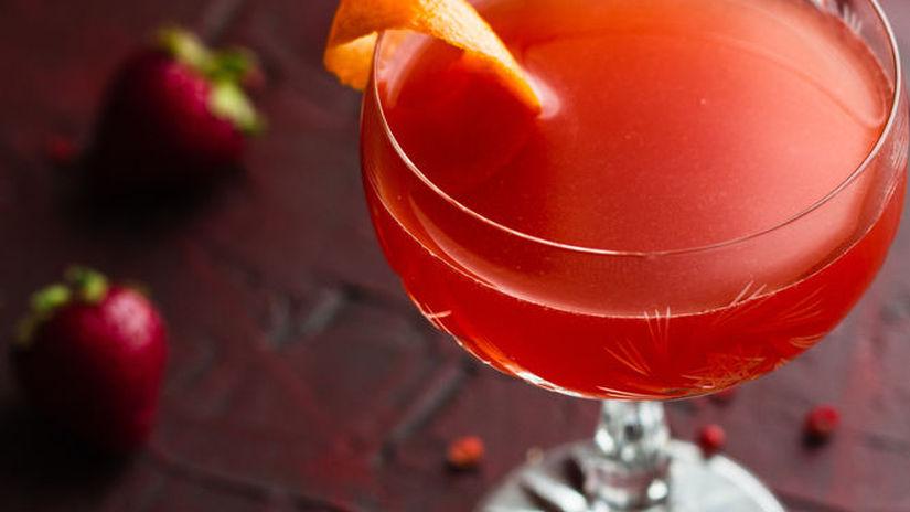 koktail, drink, nápoj, šampanské, kokteil, koktejl
