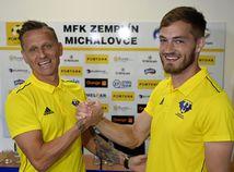 SR Michalovce šport futbal FL MFK príprava štart KEX