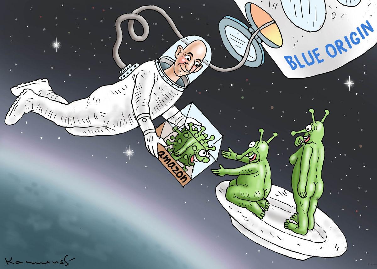 Karikatúra 22.07.2021