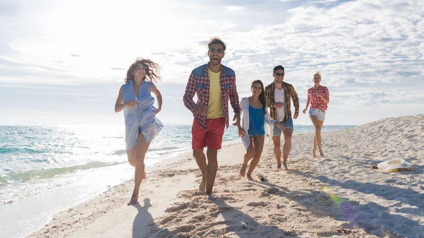 leto, dovolenka, pláž, cestovanie, priatelia,...