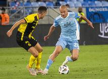 SR Futbal LM 2.predkolo 1.zápas Slovan YB Bern BAX