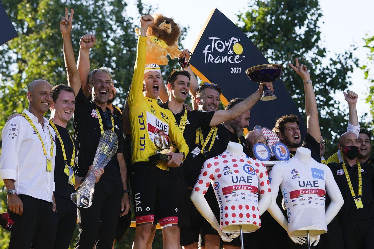 Francúzsko šport cyklistika TdF 21. etapa záver