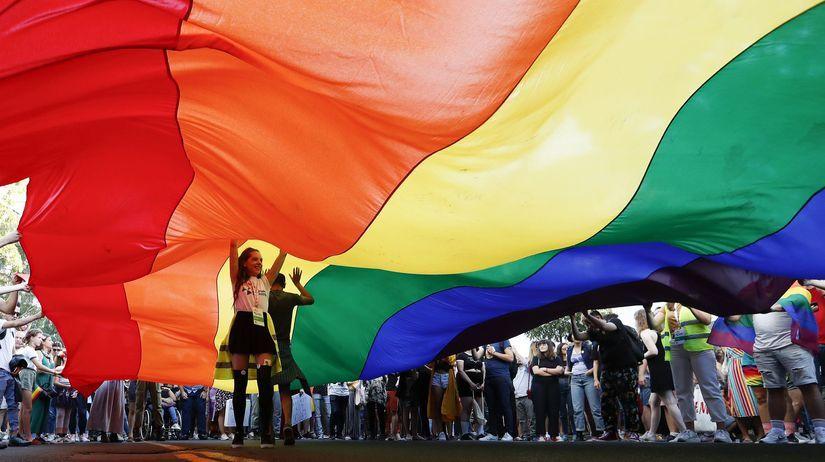 LGBT / Dúha / Pride /