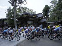 Cyklistika, Tokio
