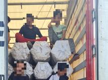 migranti kamión
