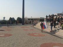 protest, parlament