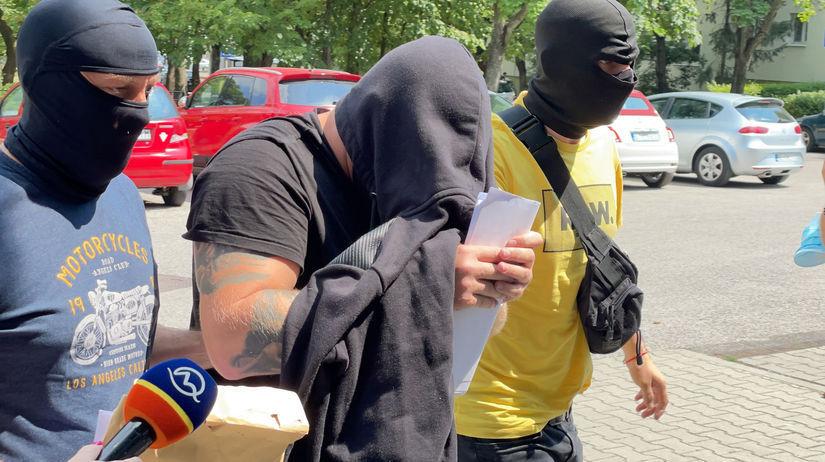 Csaba Dömötör, súd, kajúcnik, polícia