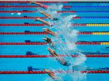 Plávanie Tokio