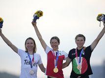 Japan OH2020 Road Cycling Women