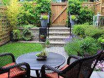 záhrada dizajn