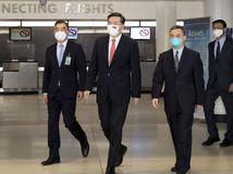 Čchin Kang / Čína / Diplomat / Veľvyslanec /