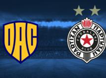 DAC Dunajská Streda, Partizan Belehrad