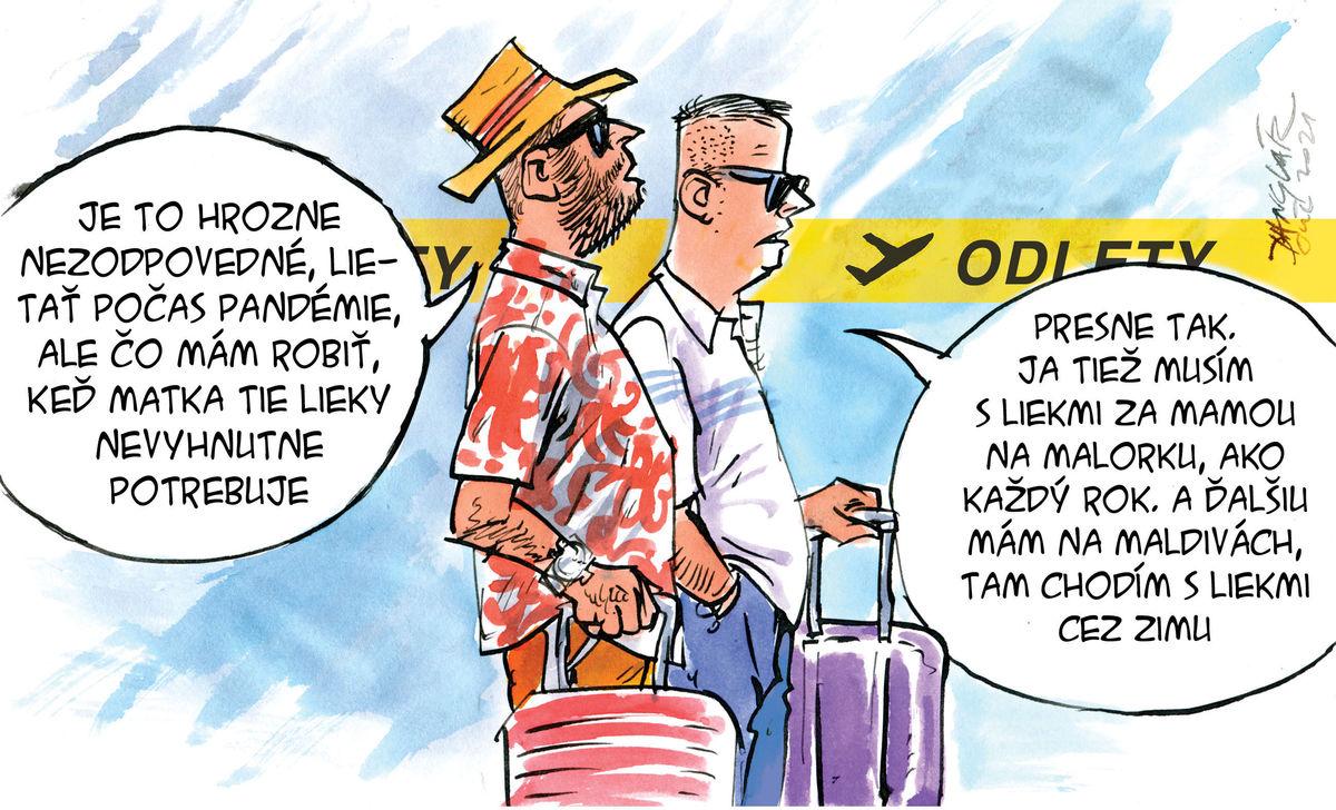 Karikatúra 29.07.2021
