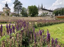 Baroková Biskupská záhrada na Spiši