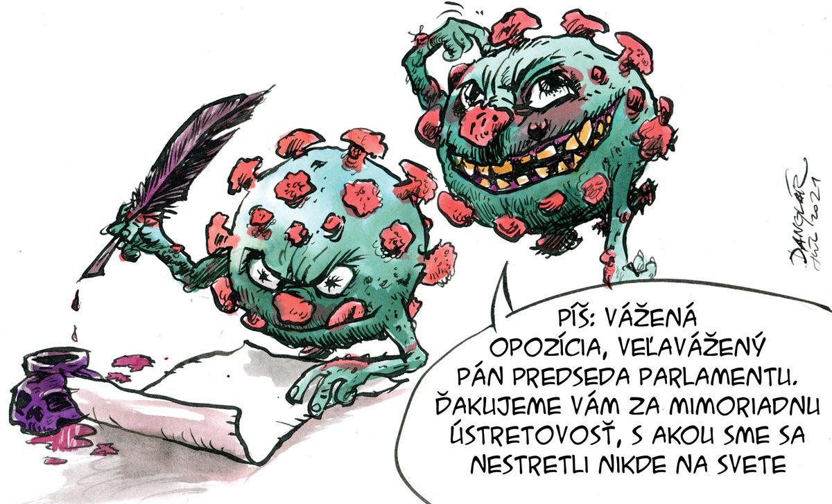 Karikatúra 31.07.2021