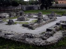 SR Rusovce Gerulata múzeum archeológia BAX