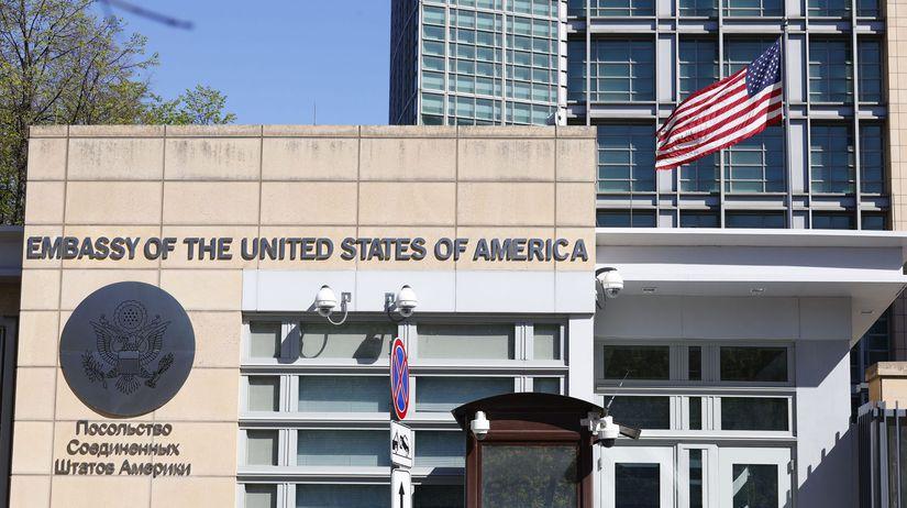 Americká ambasáda / Americké veľvyslanectvo /...