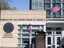 Americká ambasáda / Americké veľvyslanectvo / Diplomacia /
