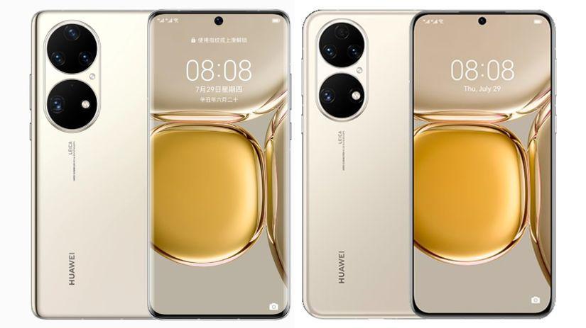 Huawei P50 Pro, Huawei