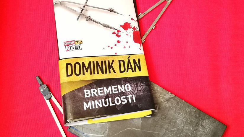 Dominik Dán, Bremeno minulosti, kniha, krimi
