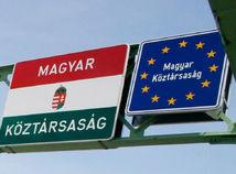 Maďarsko, hranica