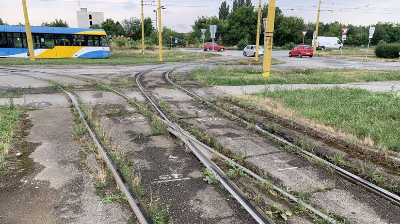 Mesto Košice opraví trate v zlom stave