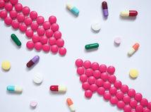 lieky, interakcia