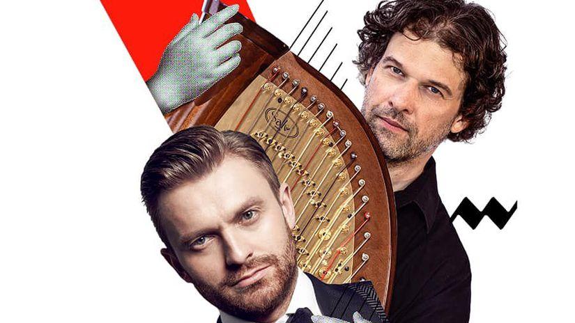 Plagat ku koncertu Bršlík & Matejčík Viva Musica