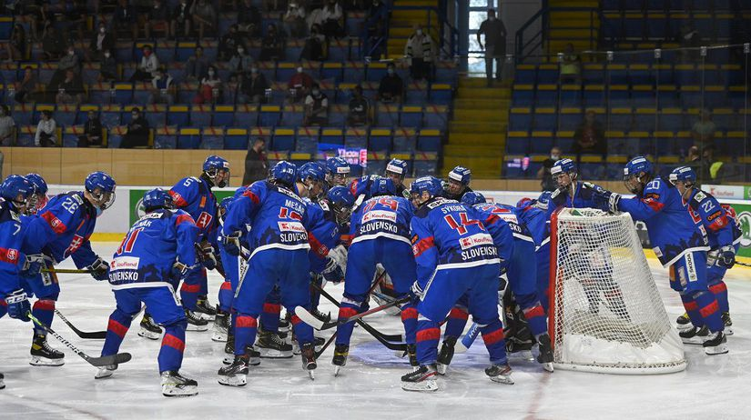 SR Hokej Hlinka Gretzky Cup USA U18 TTX