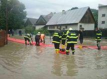 HaZZ búrky zásah Trenčiansky kraj