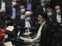 Irán, Ebráhím Raísí, prísaha