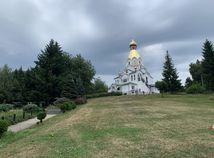 Pravoslávny chrám Svätého Ducha