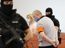 Dušan Kováčik, súd